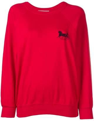Celine PRE-OWNED logo jumper
