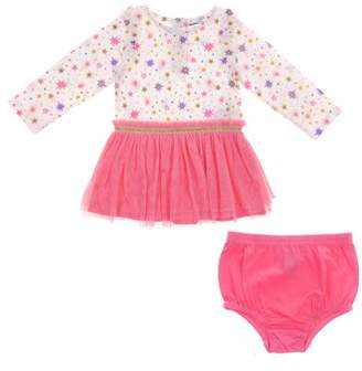 Vitamins Kids Vitamin Kids Tutu Dress & Panty 2-pc Outfit Set (Baby Girls)