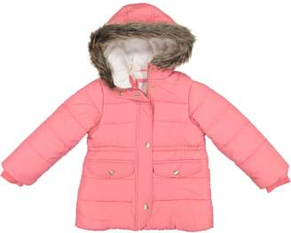 Osh Kosh Oshkosh Bgosh Girls 4-8 Parka Jacket