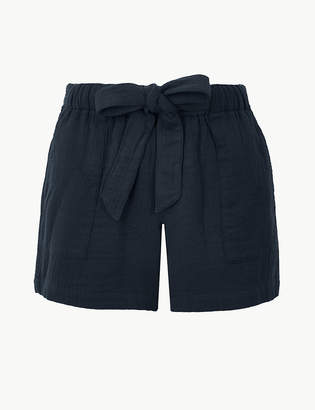 Marks and Spencer Pure Cotton Casual Shorts