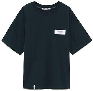 Snidel (スナイデル) - SNIDEL ロゴテープTシャツ