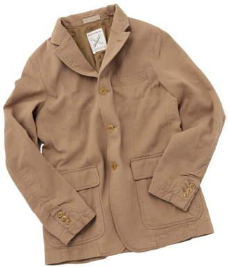 Men's Bigi (メンズ ビギ) - ADITIONAL 二重織りコットンジャケット メンズ ビギ コート/ジャケット