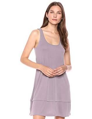 Splendid Women's Scoop Neck Sleeveless Shift Tank Dress