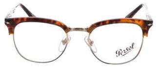 Persol Tortoiseshell Folding Eyeglasses