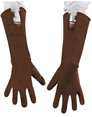 Disguise Captain America Movie Gloves for Boys