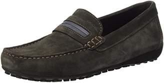 Geox Men's Snake Moc 2 Fit 2 Slip-On Loafer