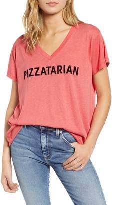 Wildfox Couture Pizzatarian Romeo Tee