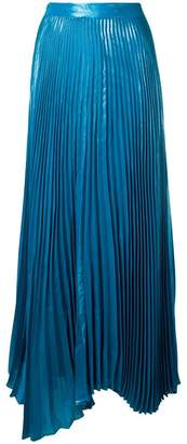 Alice + Olivia Alice+Olivia Kats pleated maxi skirt
