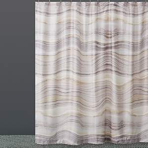 Oake Agate Shower Curtain - 100% Exclusive