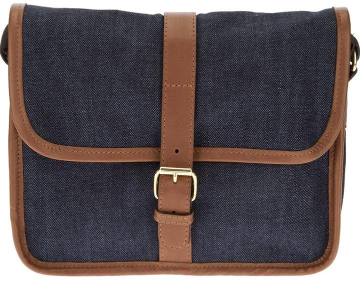 Franny Tremouilere 'Franny' denim shoulder bag