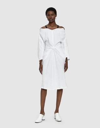 Rachel Comey Heavy Linen Scope Dress