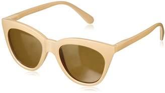 Cat Eye Peepers Women's Mimosa Sun- Cateye Sunglasses
