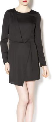 Blaque Label Surpluse Faux Wrap Dress