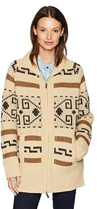 Pendleton Women's Long Westerley Cardigan Sweater