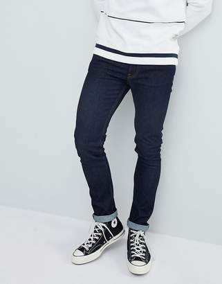 Love Moschino Skinny Fit Indigo Jeans with Back Tab Branding