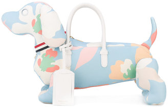 Thom Browne Hector floral tote bag $2,490 thestylecure.com