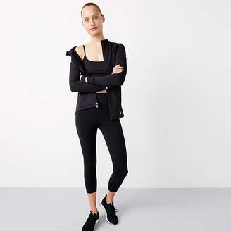 New Balance for J.Crew high-waisted performance crop leggings