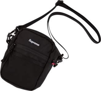 Supreme Small Shoulder Bag - 'SS17' - Black