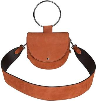 Theory Whitney Thick Strap Shoulder Bag