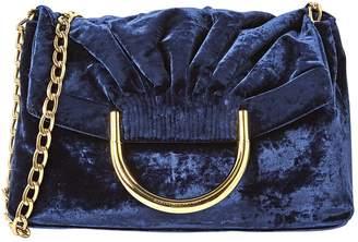 43ceda9773282 Stella McCartney Stella Mc Cartney Blue Velvet Handbag