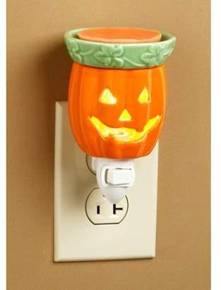 Darice Ceramic Plug-In Wax Warmer: Jack-o'-Lantern Design