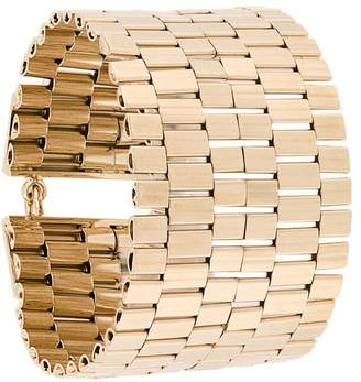 Krizia wide chain bracelet