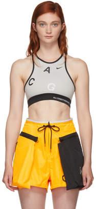 Nike Grey NRG ACG 2 Bra