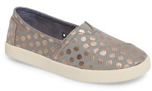 Women's Toms Avalon Slip-On $58.95 thestylecure.com