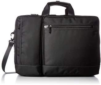 Gatsby [ギャッツビー] ビジネスカジュアルバッグ B4対応 キャリーオン ポリエステル 撥水加工 GB1027 BK ブラック