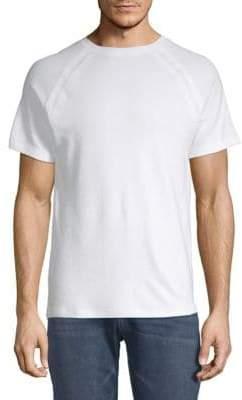 Eleven Paris Cotton Raglan Sleeve T-Shirt