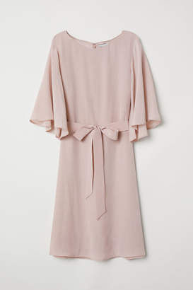 H&M Silk Dress - Pink