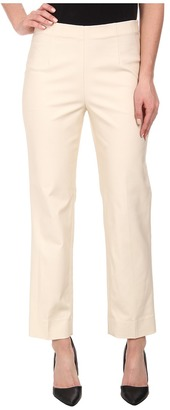 NIC+ZOE - Perfect Pant Side Zip Ankle Women's Casual Pants $128 thestylecure.com