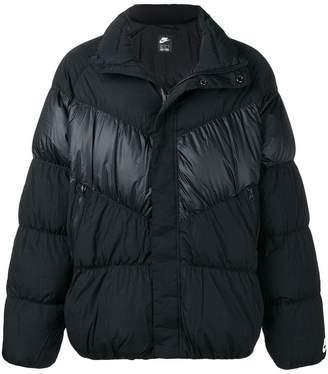 Nike Down Chevron padded jacket