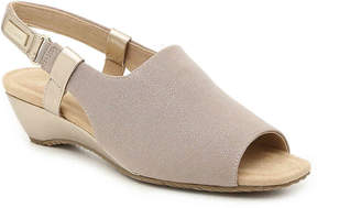 Anne Klein Sport Halton Wedge Sandal - Women's