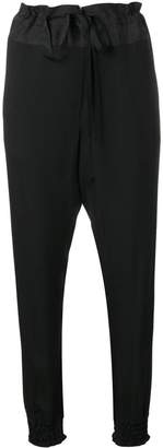 Ann Demeulemeester casual tapered trousers