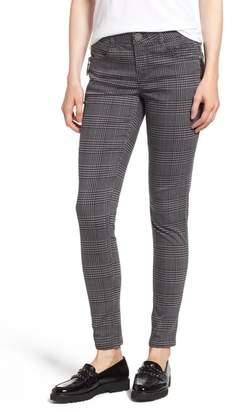Wit & Wisdom Ab-solution Plaid Slim Pants (Nordstrom Exclusive)