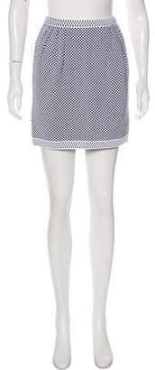 Chanel Knit Mini Skirt