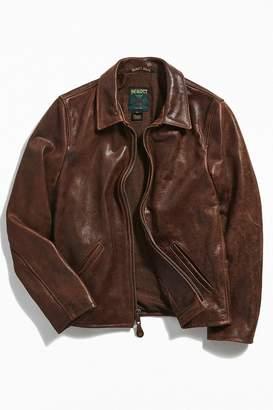 Schott Waxy Vintage Buffalo Leather Jacket