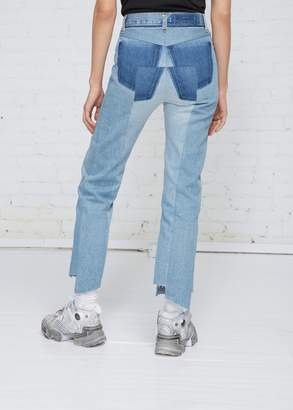 Vetements Reworked Push Up Jeans