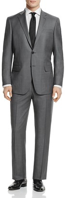 Hart Schaffner Marx Shark Basic New York Classic Fit Suit $695 thestylecure.com