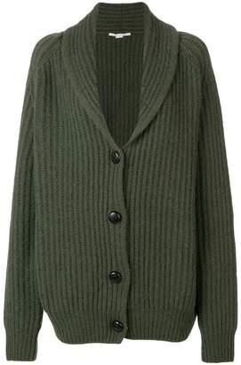 Stella McCartney chunky ribbed cardigan