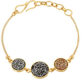Shana Gulati 18K Clad & Sterling SilverMeneki Bracelet