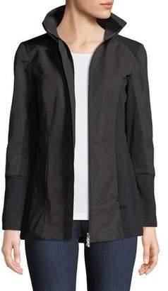 Anatomie City Slick Zip-Front Travel-Friendly Jacket