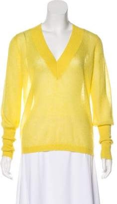 Theyskens' Theory Mohair-Blend Sweater