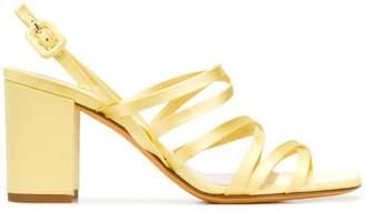 422bf66b3ae Maryam Nassir Zadeh Yellow Women s Shoes - ShopStyle