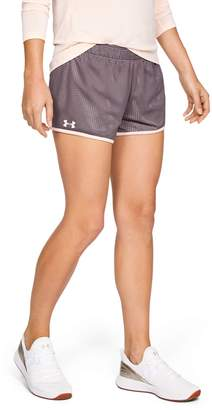 Under Armour Women's UA Play Up Shorts Reversible