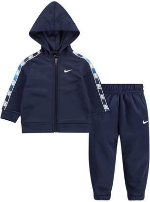 Nike Little Boy's 2-Piece Therma-FIT Fleece Hoodie Jogger Pants Set
