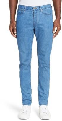 Men's A.p.c. Petit New Standard Slim Fit Jeans $235 thestylecure.com