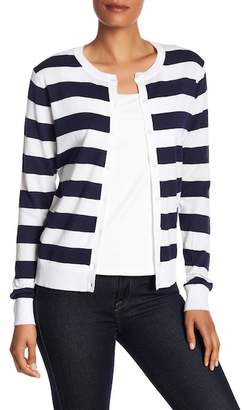 Tommy Bahama Pickford Rugby Stripe Cardigan