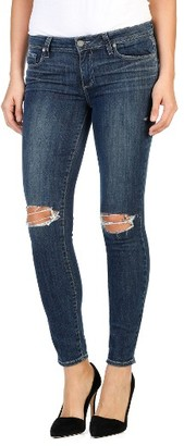 Women's Paige Legacy - Verdugo Ankle Skinny Jeans $229 thestylecure.com